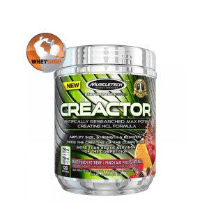 Creactor 120 lần