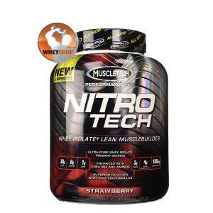 Nitrotech 4lbs