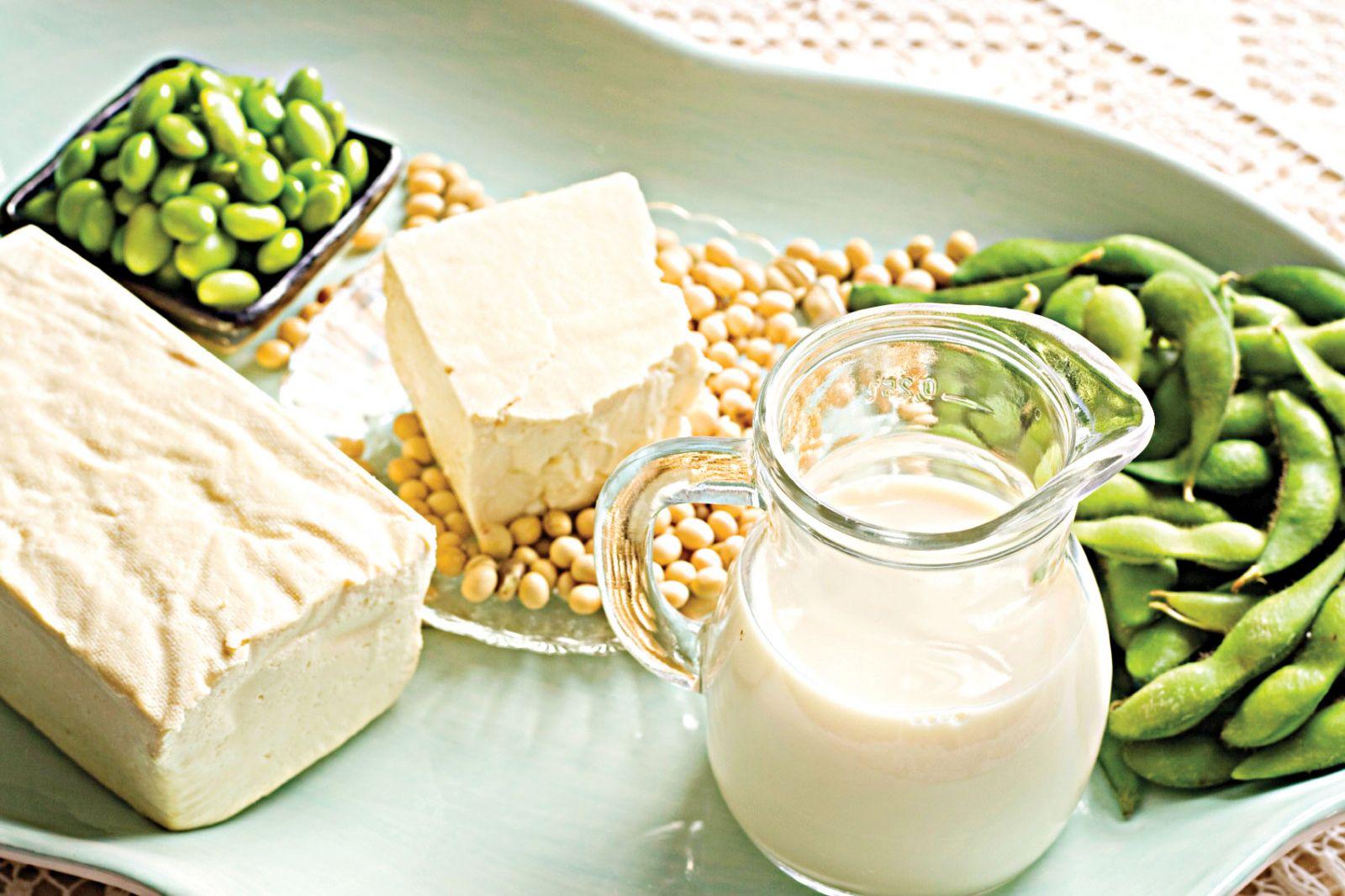 đâụ là một loại thực phẩm giàu protein