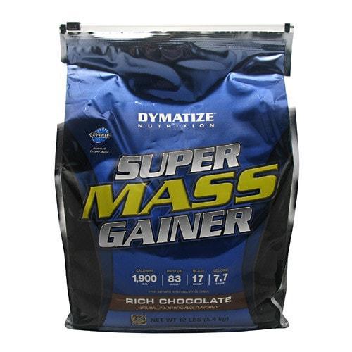 super mass gainer 12lbs .