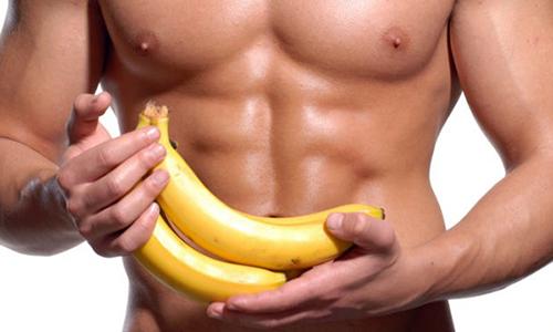 Sự kết hợp hoàn hảo giữa sữa tăng cơ và chuồi