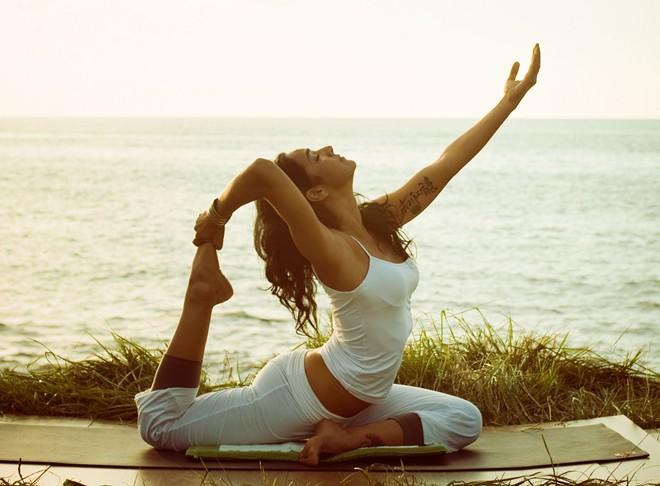 Tập luyện thể thao giúp cơ thể khỏe mạnh hấp thu tối đa chất dinh dưỡng