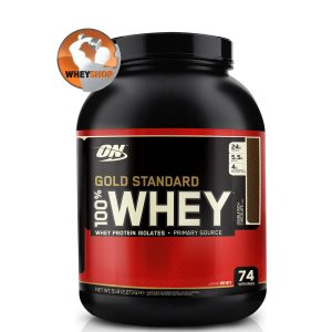 100% Whey Gold Standard 5lbs
