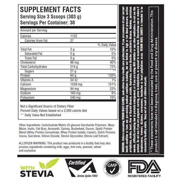 venum-mass-gainer-20-lbs-supplement-facts-dewafitnes-1