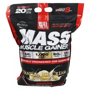 Mass Muscle gainer 20lbs