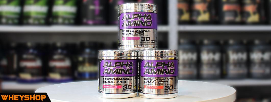 alpha amino 30 servings