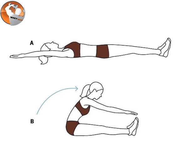 Các bài tập bụng cho nữ giúp giảm 5 cm vòng eo trong 3 tuần