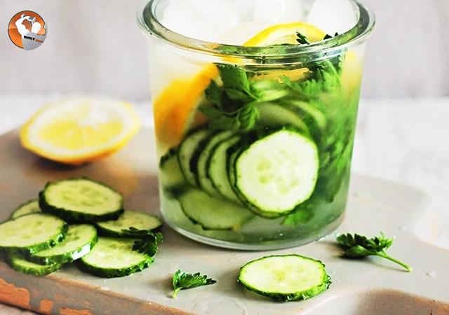 Cách làm nước uống giảm cân đơn giản ngon lành tại nhà