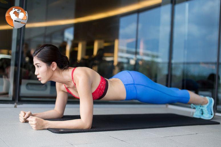 Plank là gì? Bài tập plank dành cho người mới bắt đầu