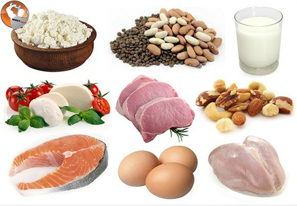 30 thực phẩm hỗ trợ tăng cơ hiệu quả
