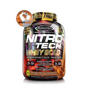 Nitro Whey Gold 5.5lbs