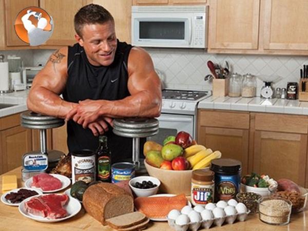 Tập thể hình ăn gì để tăng cân nhanh và hiệu quả nhất