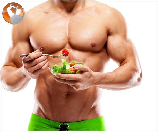 thực phẩm bổ sung tăng cơ