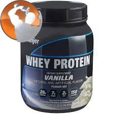 Sai lầm nghiêm trọng khi nghĩ whey protein tăng cân