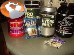 Whey protein hydrolyzed: Protein hấp thụ siêu nhanh