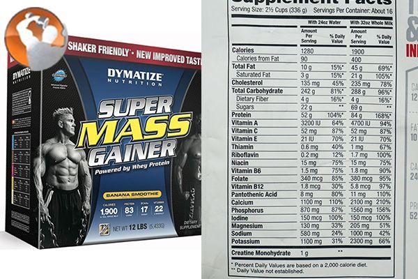 Mua Super Mass Gainer ở đâu uy tín, chính hãng?