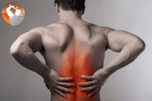 tập thể hình bị đau lưng?