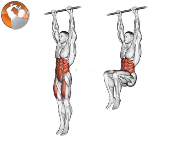 tập thể hình giảm mỡ bụng cho nam đơn giản, hiệu quả nhất