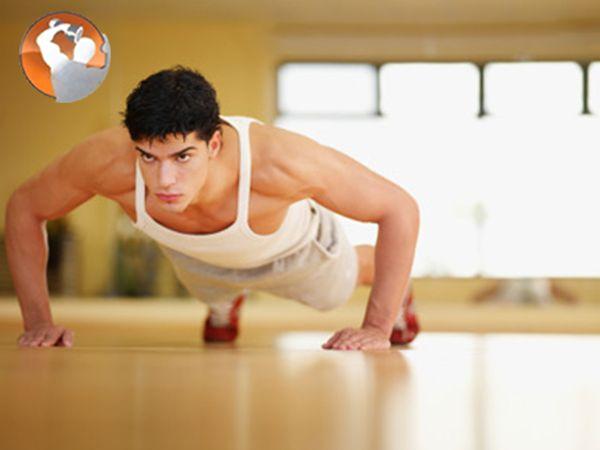 Các bài tập thể hình tăng cân cho nam có tác dụng nhanh nhất