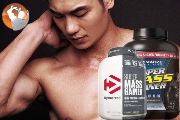 Uống Super mass gainer có tác dụng phụ không?