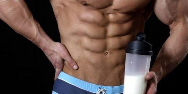 Tập thể hình nên uống sữa gì?