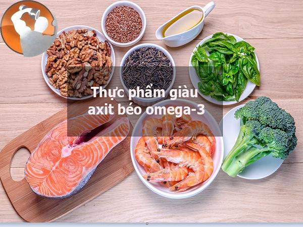6 công thức cung cấp thực phẩm bổ sung giảm mỡ tăng cơ