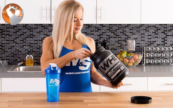 whey protein cách dùng