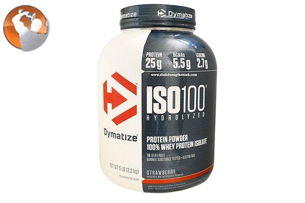 Whey Protein tăng cơ