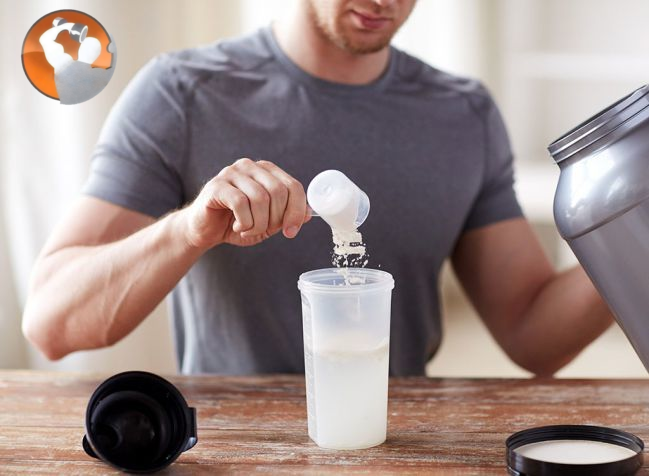Tìm hiểu lí do bạn nên uống sữa tăng cân tăng cơ cho người tập gym