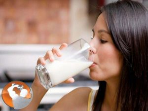 Uống sữa tăng cân lúc nào là hợp lý ?