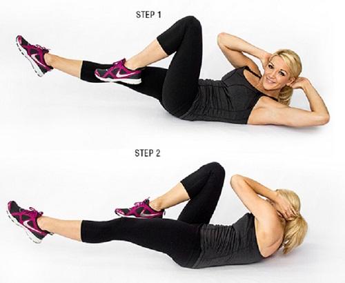cách tập gym giảm mỡ bụng hiệu quả