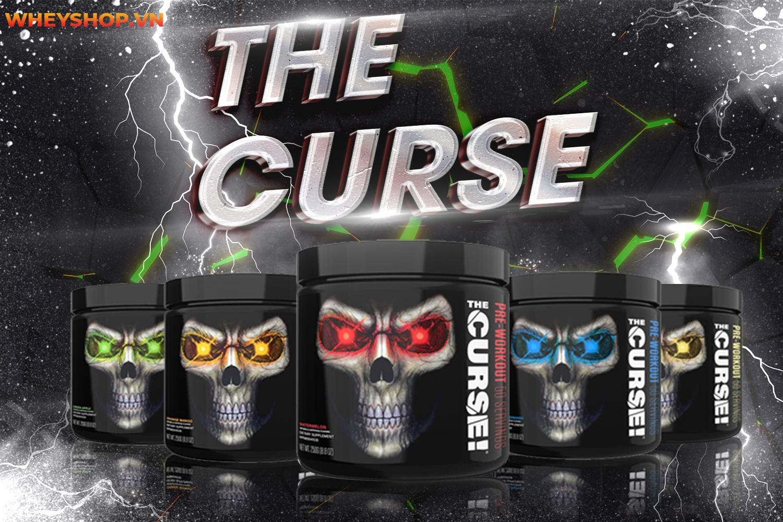 Pre-workout The Curse là sản phẩm hỗ trợ tăng sức mạnh , sức bền , phục hồi cơ bắp trong khi tập . sản phẩm nhập khẩu chính hãng giá tốt Hà Nội, TpHCM