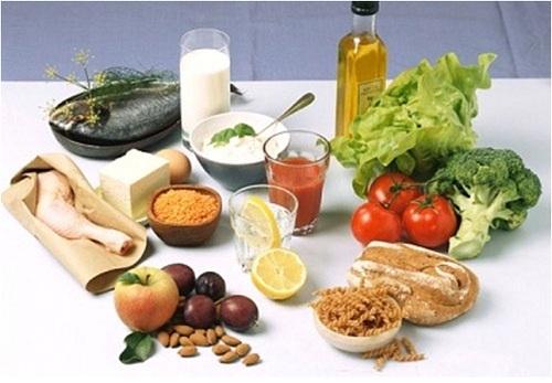 luôn cung cấp đủ lượng protein cho cơ thể