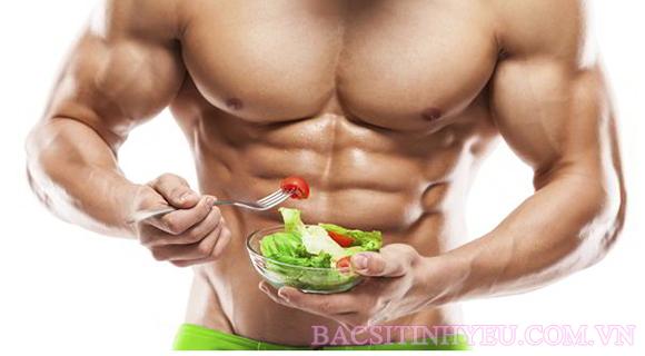 ăn gì để tăng cơ