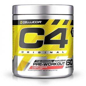 Cellucor C4 sự lựa chọn tin cậy của vận động viên thể hình 2