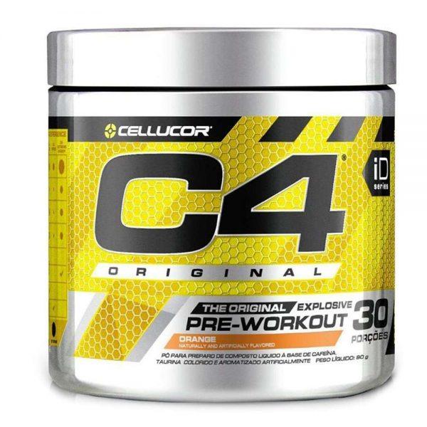 Cellucor C4 Original là 1 sản phẩm giúp bạn tăng sức mạnh, tăng sự tập trung tỉnh táo để bạn có thể hoàn thành buổi tập một cách hoàn hảo nhất, phá vỡ giới hạn