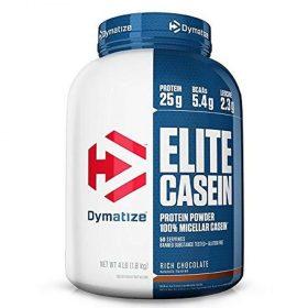 Dymatize Elite Casein 4lbs bổ sung Casein Protein nuôi cơ bắp hiệu quả, giá rẻ
