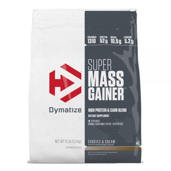 Dymatize Super Mass Gainer là sản phẩm tăng cân nhanh, giá rẻ nhất hiện nay. Super Mass được nhập khẩu chính hãng, chất lượng và cam kết giá rẻ nhất Việt Nam...