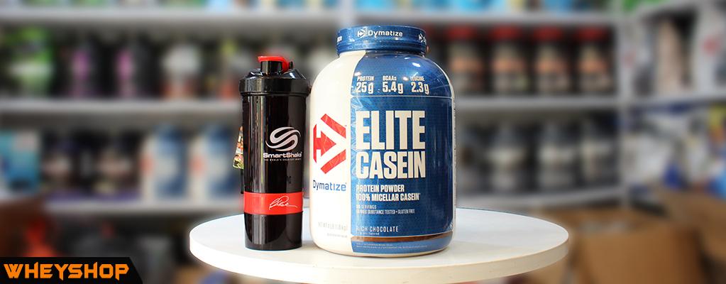 Elite Casein 4lbs