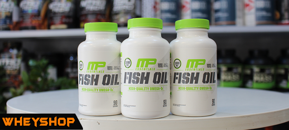 Fish oil MP