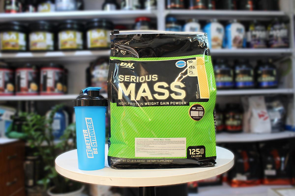 sữa serious mass