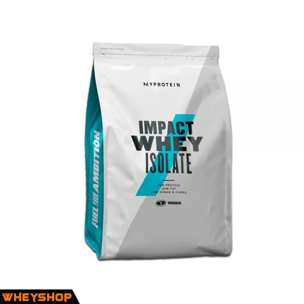 IMPACT WHEY ISOLATE 5kg tang co chinh hang gia re WHEYSHOP