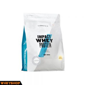 IMPACT WHEY PROTEIN 5KG tang co chinh hang gia re WHEYSHOP