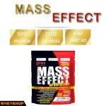 Mass Effect REVOLUTION 13 lbs là dòng sữa tăng cân được đánh giá cao Chính hãng SAN