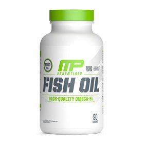 MusclePharm Fish Oil cung cấp hàm lượng lớn Omega-3 thiết yếu cho cơ thể. MusclePharm Fish Oil hỗ trợ tăng cường sức khỏe tim mạch, não bộ, chống viêm, giảm cholesterol. Sản phẩm nhập khẩu chính hãng, cam kết chất lượng, giá rẻ nhất tại Hà Nội & Tp.HCM.