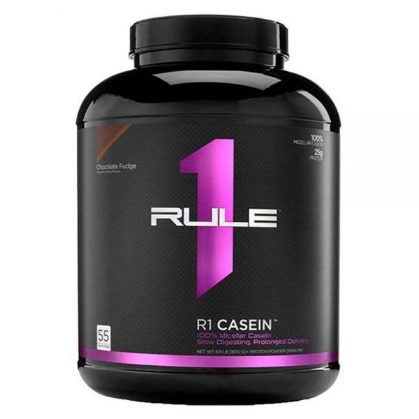 Rule 1 Casein là một loại protein cao cấp giúp nuôi dưỡng cơ bắp vào ban đêm, rút ngắn thời gian hồi phục và hỗ trợ cho sự phát triển cơ tối đa.