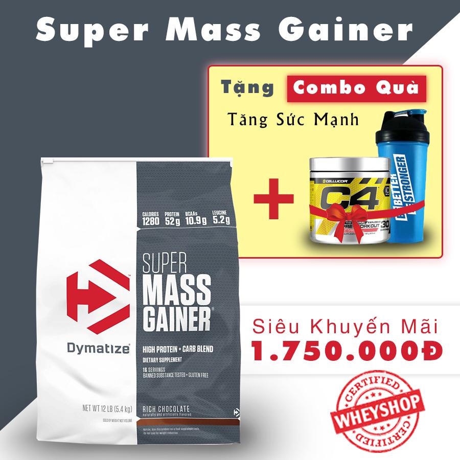 SUPER MASS C4