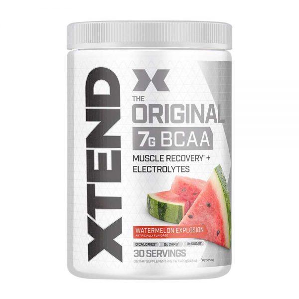BCAA Xtend 30 serving là sản phẩm hỗ trợ phục hồi cơ, tăng sức bền hiệu quả. BCAA Xtend nhập khẩu chính hãng chất lượng nhất, giá rẻ nhất tại Hà Nội TpHCM.