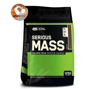 sữa tăng cân serious mass