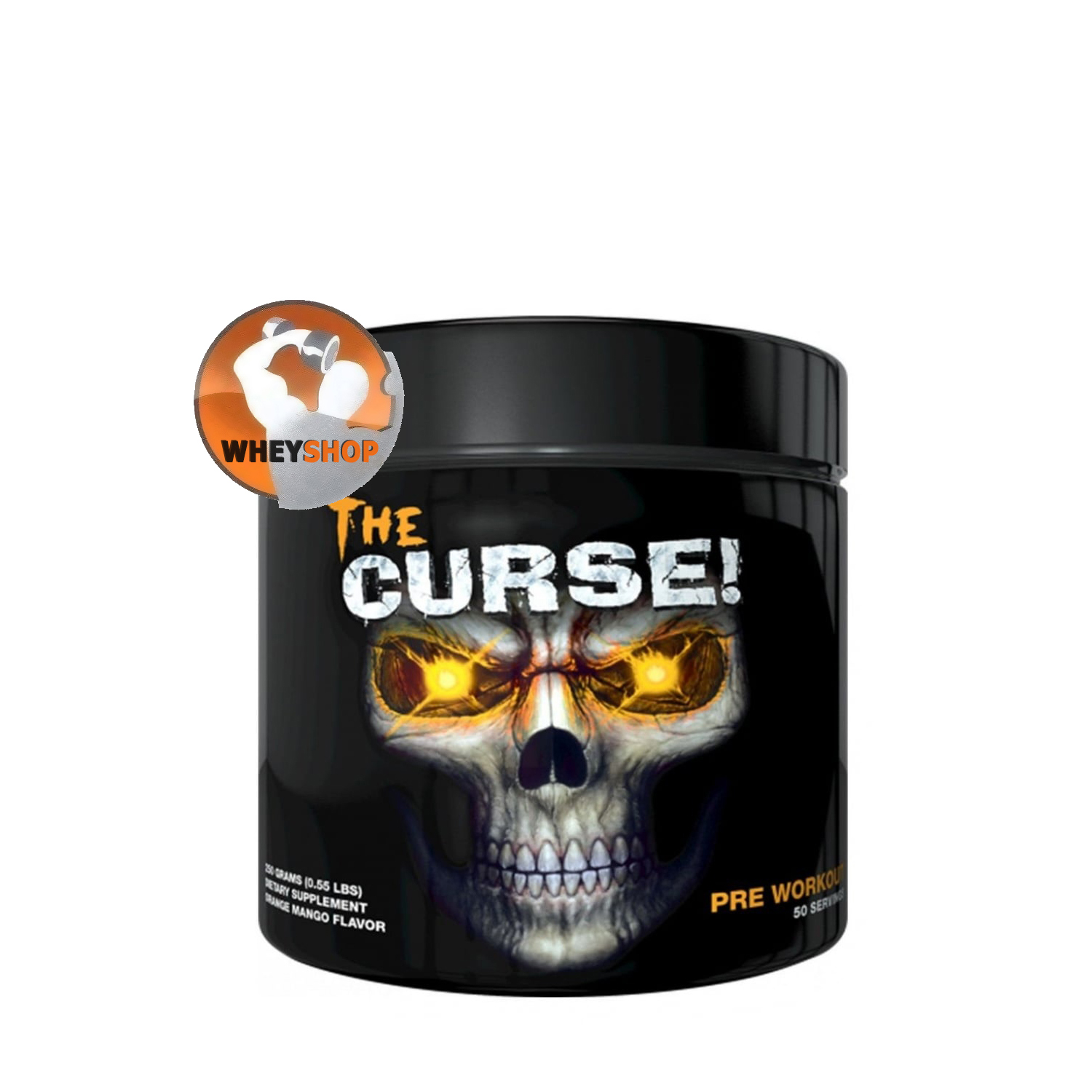 The curse 50servings